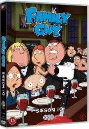 family guy - sæson 10 - DVD