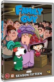 family guy - sæson 15 - DVD