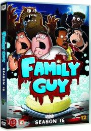 family guy - sæson 16 - DVD