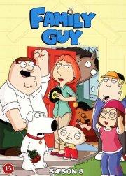 family guy - sæson 8 - DVD