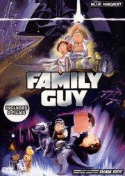 family guy something something something dark side / blue harvest  - DVD