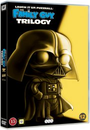 family guy: star wars trilogy - DVD