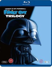 family guy trilogy - blue harvest // its a trap // something something something dark side - Blu-Ray