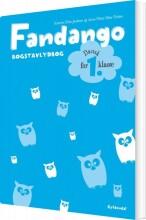 fandango 1. bogstav - bog
