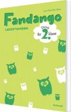 fandango 2. læsestavebog - bog