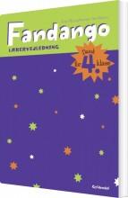 fandango 4. lærervejledning - bog