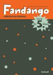fandango 5. lærervejledning - bog