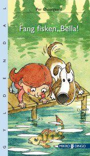 fang fisken, bella! - bog