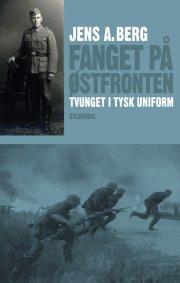 fanget på østfronten - bog