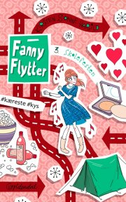 fanny flytter 3 - skolefesten - bog
