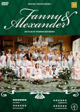 fanny og alexander - DVD