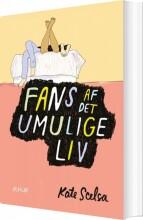 fans af det umulige liv - bog