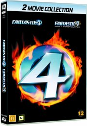 fantastic four // fantastic four 2: rise of the silver surfer - DVD