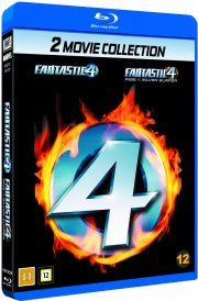 fantastic four // fantastic four 2: rise of the silver surfer - Blu-Ray