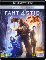fantastic four - 4k Ultra HD Blu-Ray