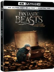 fantastic beasts and where to find them / fantastiske skabninger og hvor de findes - 4k Ultra HD Blu-Ray
