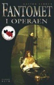 fantomet i operaen - bog