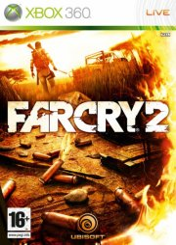 far cry 2 (classics) - xbox 360