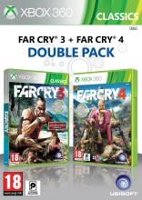 far cry 3 + far cry 4 (double pack) - xbox 360