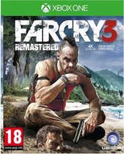far cry 3 - remastered - xbox one