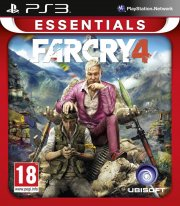 far cry 4 (essentials) (nordic) - PS3