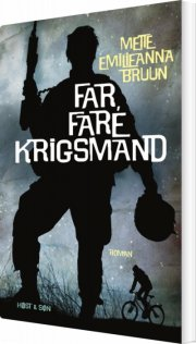 far, fare krigsmand - bog