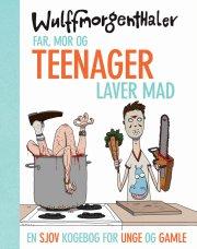 far, mor og teenager laver mad - bog
