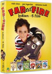 far til fire boks / box - de nye film - DVD
