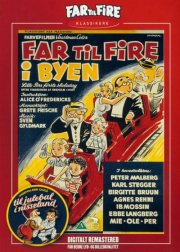 far til fire i byen - nyrestaureret - DVD
