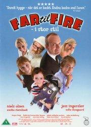 far til fire i stor stil - DVD