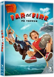 far til fire på toppen - DVD