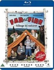 far til fire - tilbage til naturen - Blu-Ray