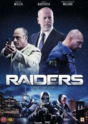 marauders / raiders - DVD
