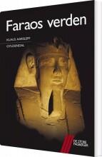 faraos verden - bog