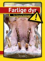 farlige dyr - bog