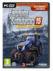 farming simulator 15 - official expansion - PC