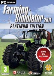 farming simulator 2011 platinum edition - PC
