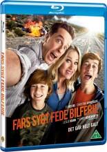 fars sygt fede bilferie - Blu-Ray