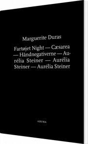 fartøjet night - bog