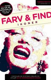 farv & find ikoner - bog