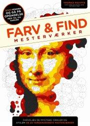farv & find mesterværker - bog