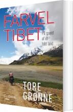 farvel tibet - bog