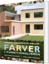 farver i funktionalismen - bog