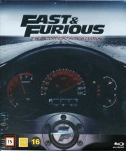 fast & furious 1-7 digibook premium collection - Blu-Ray