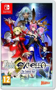 fate extella : the umbral star - Nintendo Switch