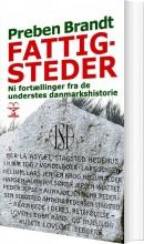 fattigsteder i danmark - bog