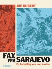 fax fra sarajevo - en fortælling om overlevelse - Tegneserie