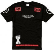 faze clan player jersey shortsleeve / esport trøje i sort - l - Merchandise