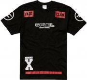 faze clan player jersey shortsleeve / esport t-shirt i sort - m - Merchandise