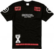faze clan player jersey shortsleeve / esport trøje i sort - xl - Merchandise
